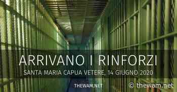 Santa Maria Capua Vetere, incendio e rivolta in carcere. Inviate unità speciali - The Wam