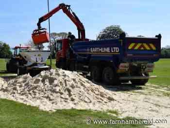 A real team effort for an Anstey Park upgrade - Farnham Herald