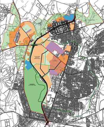 Extra 1300 homes to be built in Whitehill and Bordon - Farnham Herald