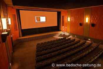 Das Kino Kandern nimmt am 2. Juli den Betrieb wieder auf - Kandern - Badische Zeitung