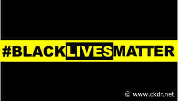 Black Lives Matter Rally In Dryden - ckdr.net
