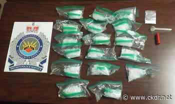 $100000 Of Methamphetamine Seized In Dryden - ckdr.net