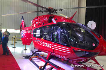 STARS air ambulance responds to incident near Meadow Lake - CKOM News Talk Sports