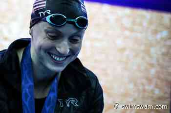 Katie Ledecky Gives Glimpse Into Her Tokyo Olympic Games Schedule - SwimSwam