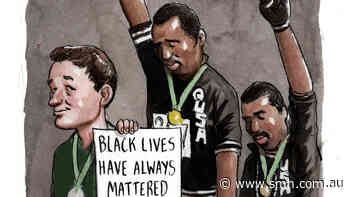'Every man is born equal': Peter Norman's amazing legacy lives on - Sydney Morning Herald