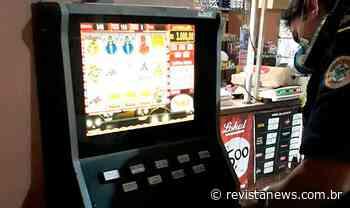 Guarda Municipal de Esteio interdita bar por jogos ilegais — Revista News - Revista News