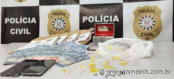 Polícia deflagra operação em Esteio contra homicídios e tráfico de drogas - Jornal NH