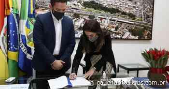 Para evitar inelegibilidades, procuradora-geral de Esteio assume a prefeitura - GauchaZH