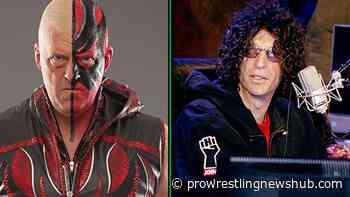 Dustin Rhodes Invites Howard Stern To AEW, Responds To Him - Pro Wrestling News Hub