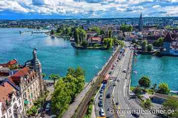 Konstanz: Die Nadelöhre der Stadt werden enger: Baumaßnahmen an beiden Brücken verstopfen die Konstanzer Innenstadt - SÜDKURIER Online