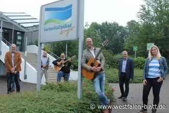 Doppel-Konzert im Gartenhallenbad - Westfalen-Blatt