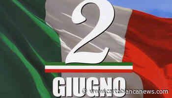 2 giugno, Festa della Repubblica a Crevalcore - Carta Bianca News - CartaBianca news