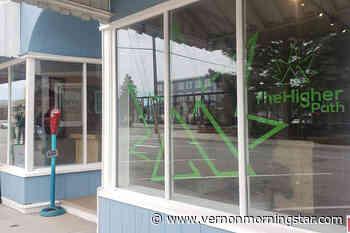 Armstrong, Lumby pot shops peel back window coverings – Vernon Morning Star - Vernon Morning Star