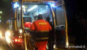 Lite a Casalpusterlengo, 42enne in ospedale SIRENE DI NOTTE - Prima Lodi