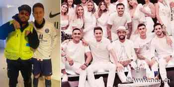 Neymar trennt seine Geburi-Partygäste in Single-Gruppe - Nau.ch