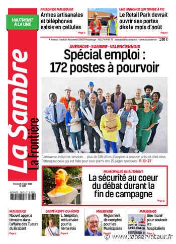 La Sambre (Hautmont) du vendredi 19 juin 2020 - L'Observateur