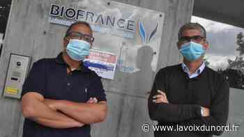 Hautmont : Biofrance et l'association «Actifs» s'allient pour dépister le coronavirus - La Voix du Nord