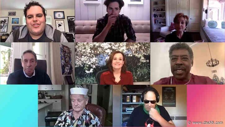 Bill Murray, Dan Aykroyd and Sigourney Weaver join virtual 'Ghostbusters' reunion - WDJT