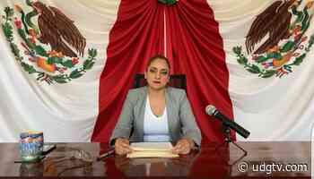 Finanzas de El Grullo son transparentes, asegura alcaldesa: pide desbloqueo urgente - UDG TV
