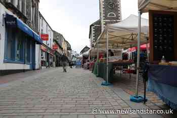 Keswick and Workington markets open for business today after restarting this week - News & Star