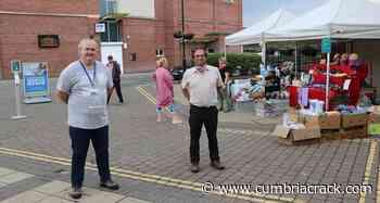 Keswick and Workington markets successfully return following coronavirus suspension - Cumbria Crack