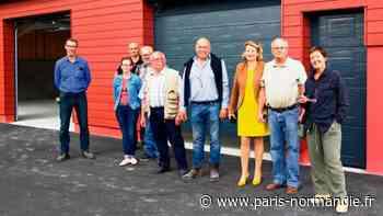 Commencé en juin 2019, l'atelier communal à Torcy-le-Grand, près de Dieppe, est opérationnel - Paris-Normandie