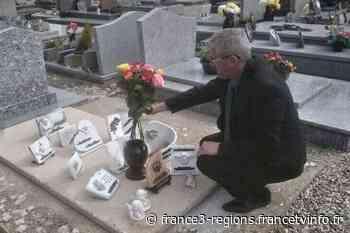 Coronavirus : à Friville-Escarbotin, des pompes funèbres fleurissent les cimetières à la place des familles co - France 3 Régions