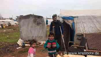 LandsAid aus Kaufering startet Hilfe für die Camps um Idlib - Kreisbote