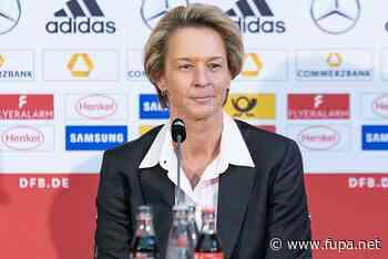 Martina Voss-Tecklenburg bei Zertifizierung anwesend - FuPa - das Fußballportal