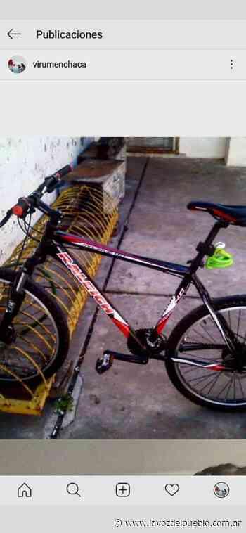 Robaron una bicicleta en Vélez Sarsfield 440 - La Voz del Pueblo