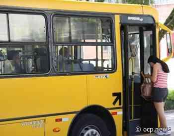 Transporte intermunicipal de Guaramirim retorna na segunda-feira (22), veja os detalhes - OCP News