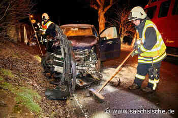 Wie Dohna die Feuerwehr retten will - Sächsische Zeitung