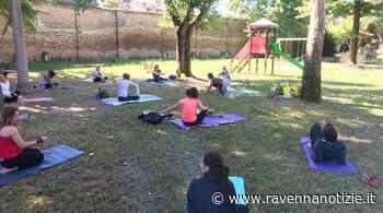 Yoga Day al Parco delle Cappuccine di Bagnacavallo - RavennaNotizie.it - ravennanotizie.it