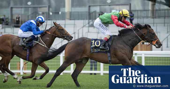 Nando Parrado at 150-1 is biggest-priced winner in Royal Ascot history
