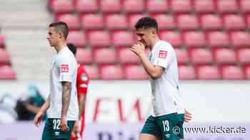 Pavlenkas Paraden helfen nicht: Bremen muss auf den 34. Spieltag hoffen