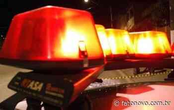 Dois veículos roubados no Faxinal - Fato Novo
