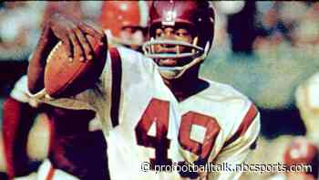FedEx Field lower level replaces George Preston Marshall's name with Bobby Mitchell's