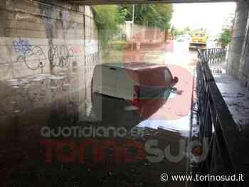 MALTEMPO - Nubifragio: a Trofarello dieci persone evacuate. A Moncalieri i pompieri salvano due automobilisti bloccati nel tunnel allagato - FOTO - TorinoSud