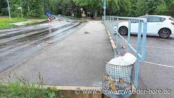 Straubenhardt: Wenn der Weg wieder zu weit ist - Straubenhardt - Schwarzwälder Bote