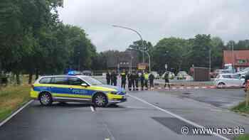 Personen mit Messer bedroht: 23-Jähriger bei Polizeieinsatz auf dem Twist angeschossen - noz.de - Neue Osnabrücker Zeitung