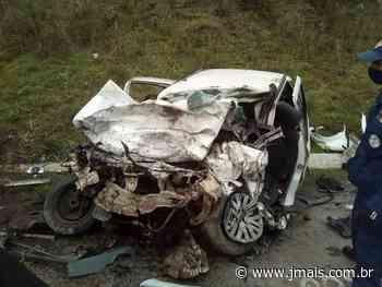Canoinhense morre em acidente na BR 280 entre Mafra e Rio Negrinho - JMais