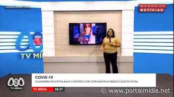 COVID-19 - Guarabira registra 3 mortes pelo Coronavírus em 24h - Últimas notícias, vídeos, esportes, entretenimento e mais - PortalMidia