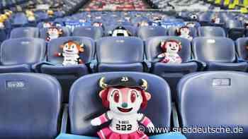 Japanische Baseball-Saison startet verspätet und ohne Fans - Süddeutsche Zeitung