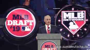 MLB-Fans droht ein Sommer ohne Baseball - Süddeutsche Zeitung