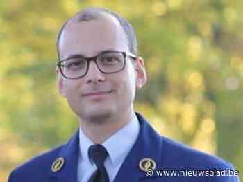 Koen D'Hondt nieuwe korpschef politiezone Schelde-Leie - Het Nieuwsblad