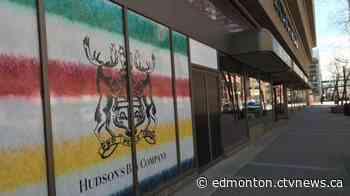 Hudson's Bay to shut down Edmonton City Centre location - CTV News