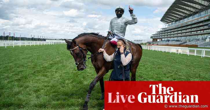 Royal Ascot 2020 final day: Dettori seals hat-trick on Palace Pier – as it happened