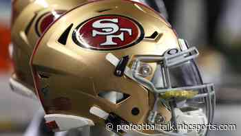 49ers not saying who tested positive for the coronavirus