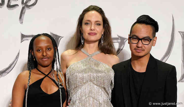 Angelina Jolie Wants to Honor the 'Roots' of Her Adopted Children