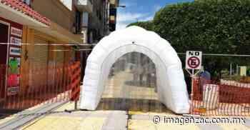Piden reinstalación de túneles en Jalpa - Imagen de Zacatecas, el periódico de los zacatecanos